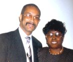 Rev. Donald and 1st Lady Mary Anderson